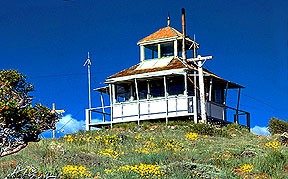 Dutchman's Peak fire lookout in the Siskiyou National Forest needs your help to avoid the fate of its former sisters and brothers